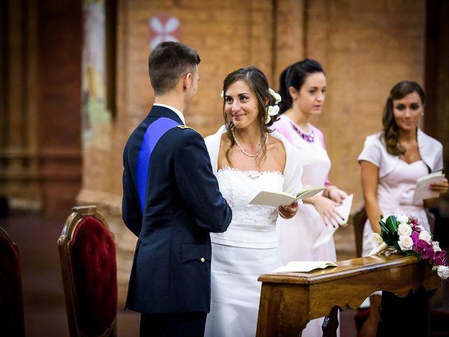 Il matrimonio di Alessandro e Giulia a Pavia, Pavia 46