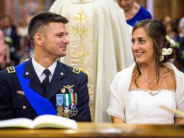 Il matrimonio di Alessandro e Giulia a Pavia, Pavia 48