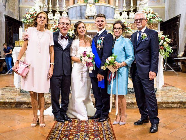 Il matrimonio di Alessandro e Giulia a Pavia, Pavia 49