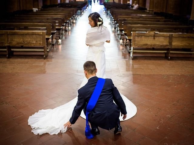 Il matrimonio di Alessandro e Giulia a Pavia, Pavia 50