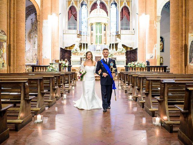 Il matrimonio di Alessandro e Giulia a Pavia, Pavia 52