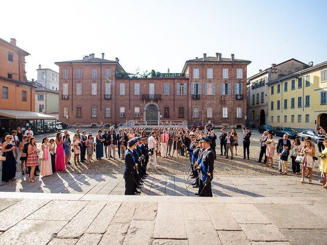 Il matrimonio di Alessandro e Giulia a Pavia, Pavia 53