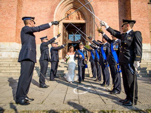 Il matrimonio di Alessandro e Giulia a Pavia, Pavia 54