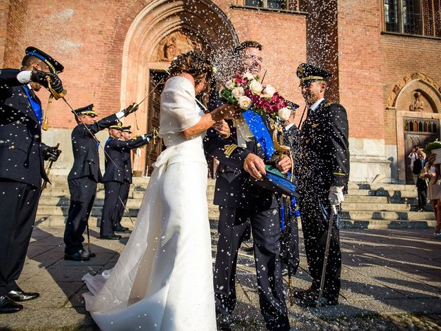 Il matrimonio di Alessandro e Giulia a Pavia, Pavia 55