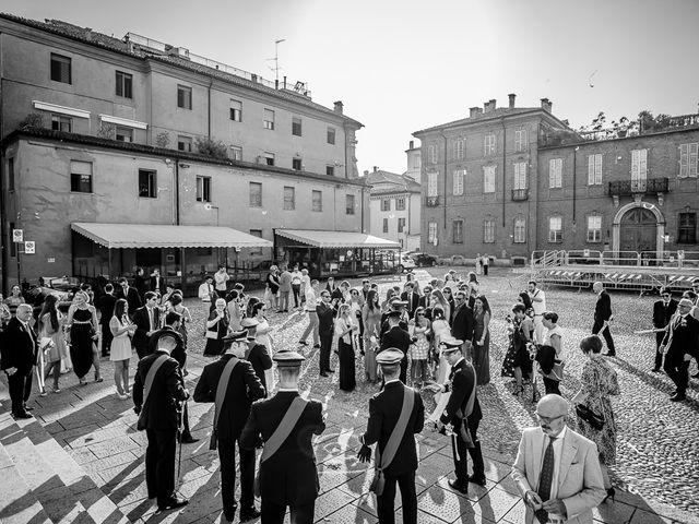 Il matrimonio di Alessandro e Giulia a Pavia, Pavia 56