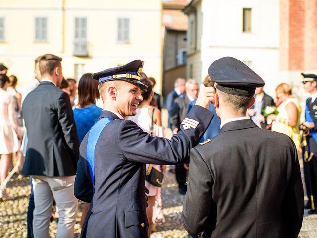 Il matrimonio di Alessandro e Giulia a Pavia, Pavia 57