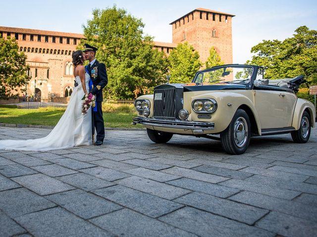 Il matrimonio di Alessandro e Giulia a Pavia, Pavia 59
