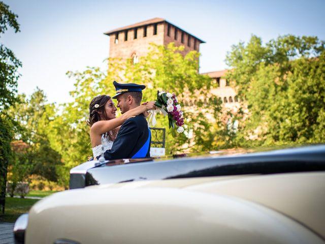 Il matrimonio di Alessandro e Giulia a Pavia, Pavia 60