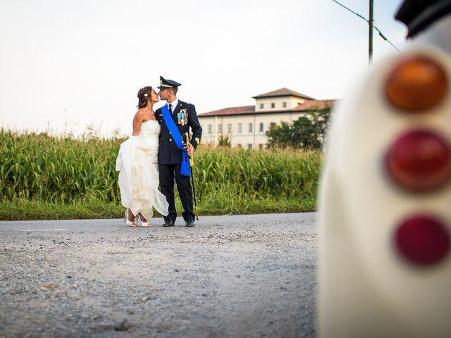 Il matrimonio di Alessandro e Giulia a Pavia, Pavia 61
