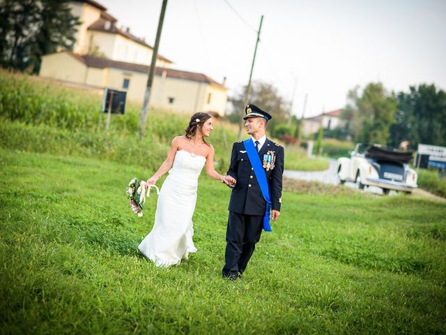 Il matrimonio di Alessandro e Giulia a Pavia, Pavia 64