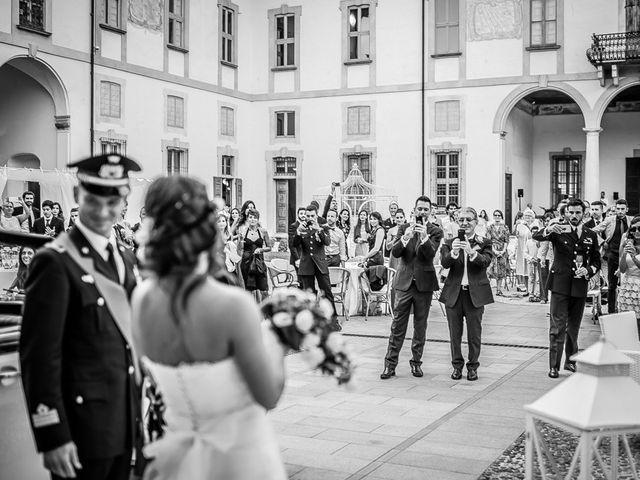Il matrimonio di Alessandro e Giulia a Pavia, Pavia 70