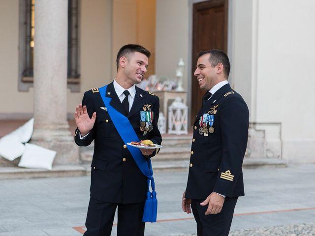 Il matrimonio di Alessandro e Giulia a Pavia, Pavia 72
