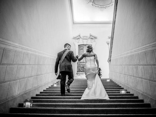 Il matrimonio di Alessandro e Giulia a Pavia, Pavia 75