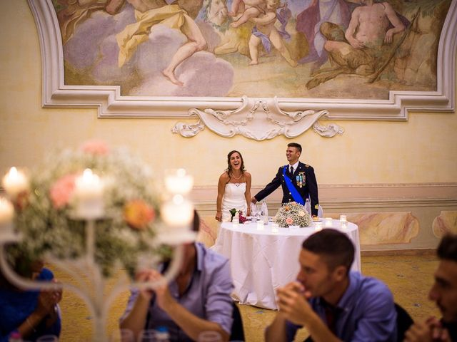 Il matrimonio di Alessandro e Giulia a Pavia, Pavia 76