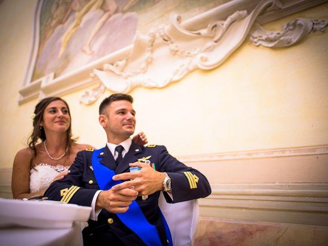 Il matrimonio di Alessandro e Giulia a Pavia, Pavia 83
