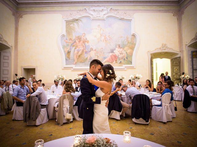 Il matrimonio di Alessandro e Giulia a Pavia, Pavia 85