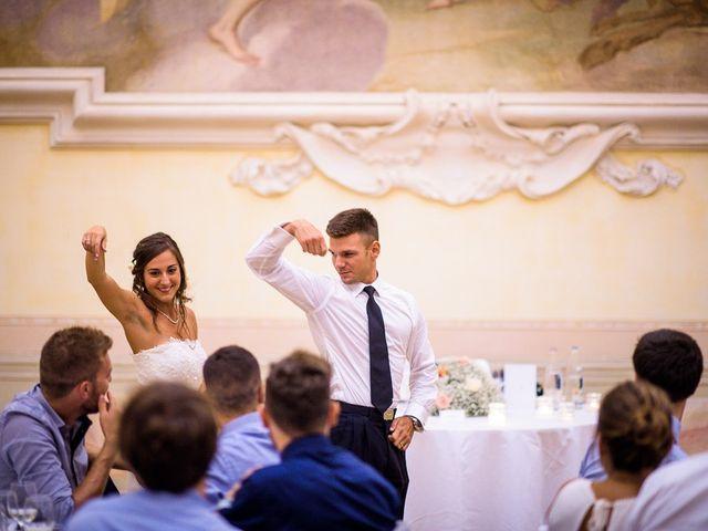 Il matrimonio di Alessandro e Giulia a Pavia, Pavia 86