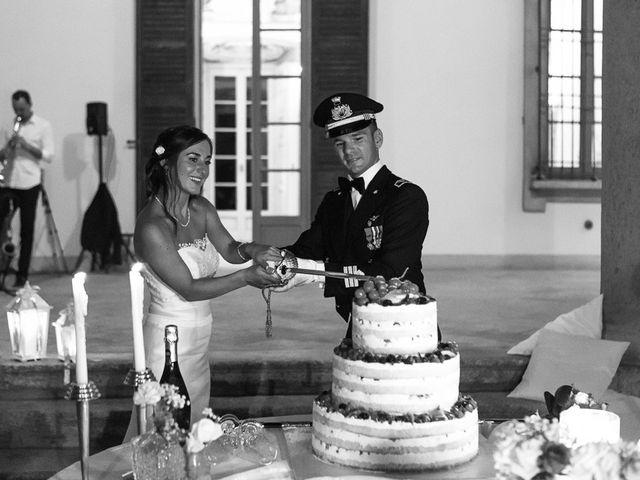 Il matrimonio di Alessandro e Giulia a Pavia, Pavia 94