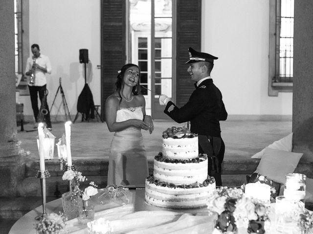 Il matrimonio di Alessandro e Giulia a Pavia, Pavia 95