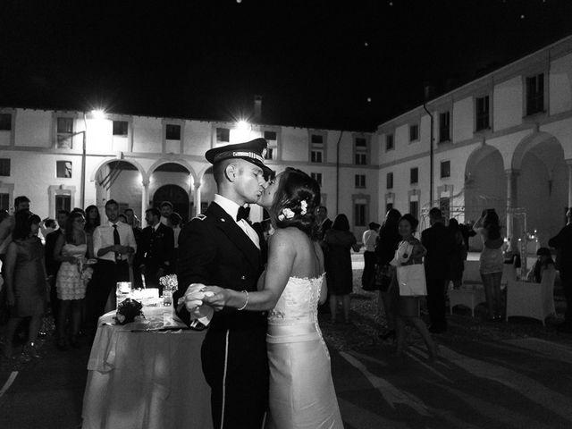 Il matrimonio di Alessandro e Giulia a Pavia, Pavia 97