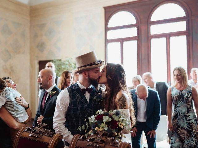 Il matrimonio di Simone e Gaia a Venezia, Venezia 15