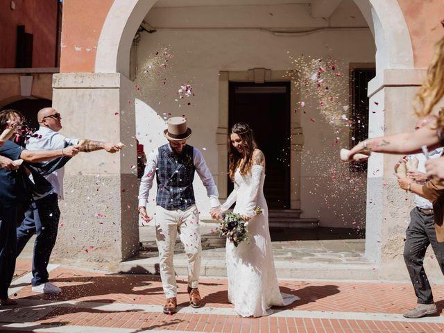 Il matrimonio di Simone e Gaia a Venezia, Venezia 20