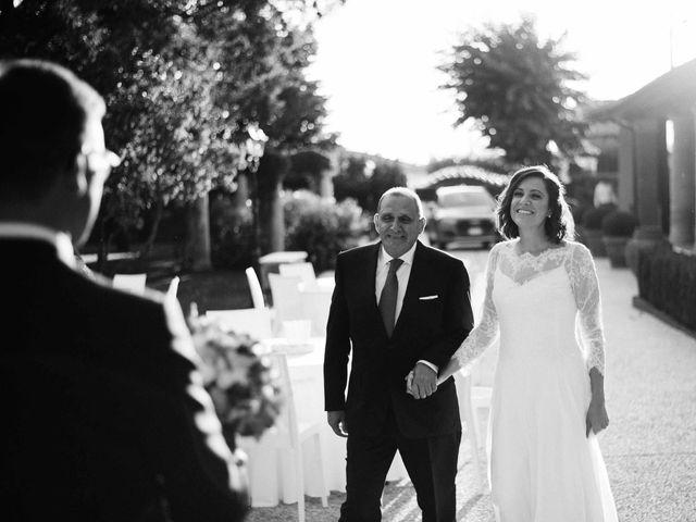 Il matrimonio di Giovanni e Ilaria a Gambellara, Vicenza 37