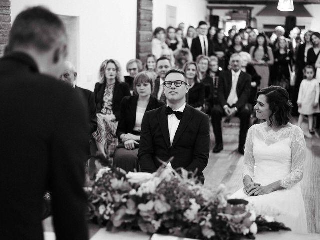 Il matrimonio di Giovanni e Ilaria a Gambellara, Vicenza 54