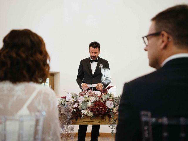 Il matrimonio di Giovanni e Ilaria a Gambellara, Vicenza 55