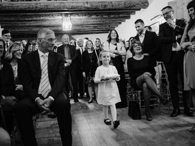 Il matrimonio di Giovanni e Ilaria a Gambellara, Vicenza 65