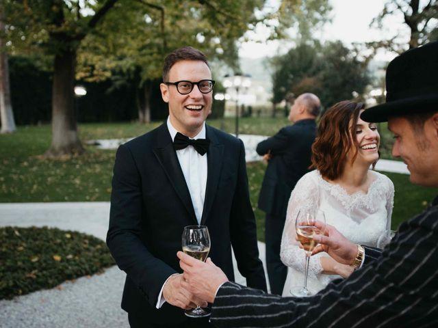 Il matrimonio di Giovanni e Ilaria a Gambellara, Vicenza 91