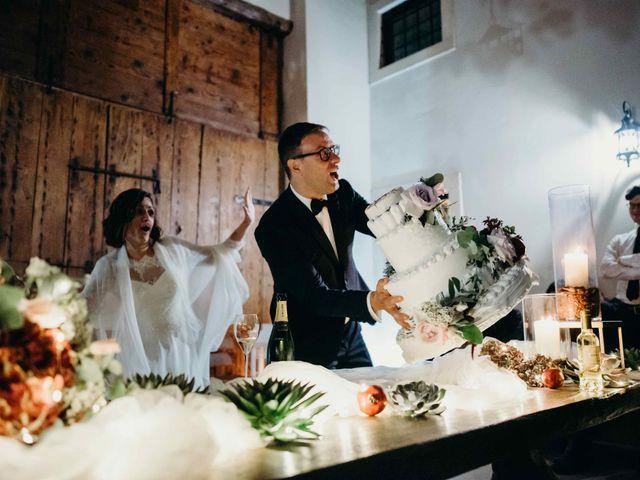 Il matrimonio di Giovanni e Ilaria a Gambellara, Vicenza 118