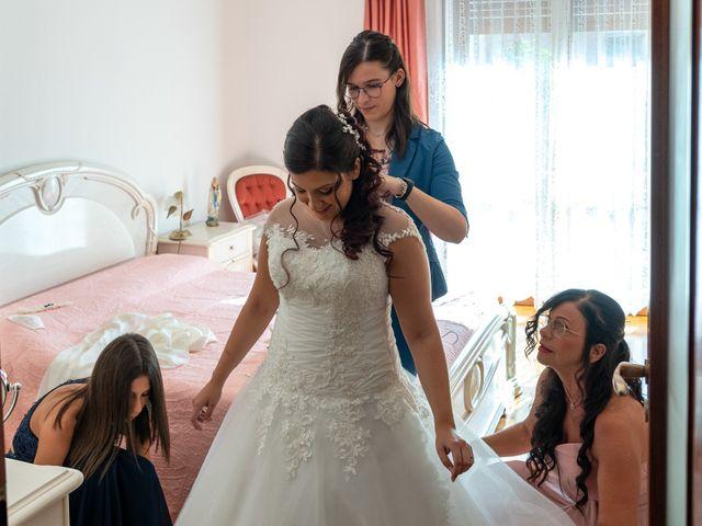 Il matrimonio di Federico e Valeria a Novara, Novara 25
