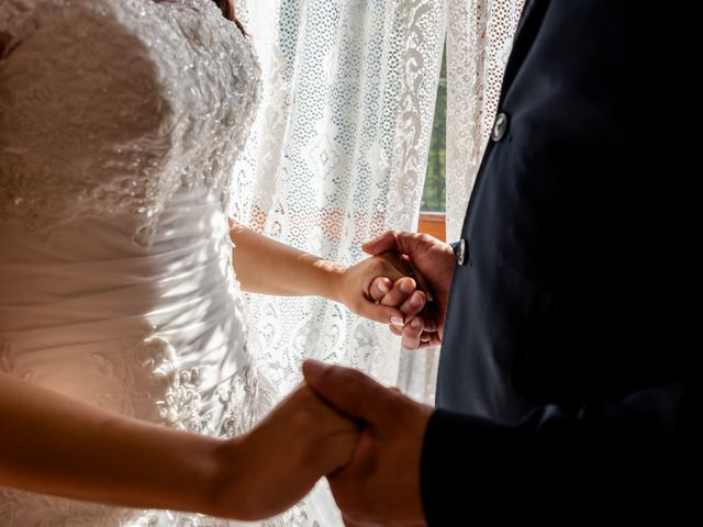Il matrimonio di Federico e Valeria a Novara, Novara 33