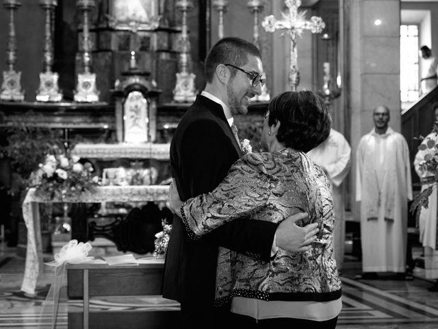 Il matrimonio di Federico e Valeria a Novara, Novara 35