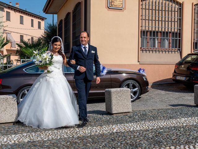 Il matrimonio di Federico e Valeria a Novara, Novara 37