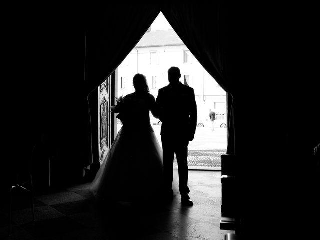 Il matrimonio di Federico e Valeria a Novara, Novara 38