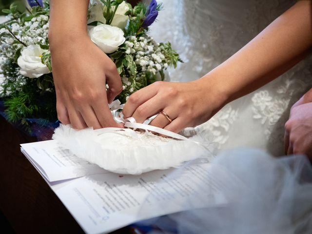 Il matrimonio di Federico e Valeria a Novara, Novara 40