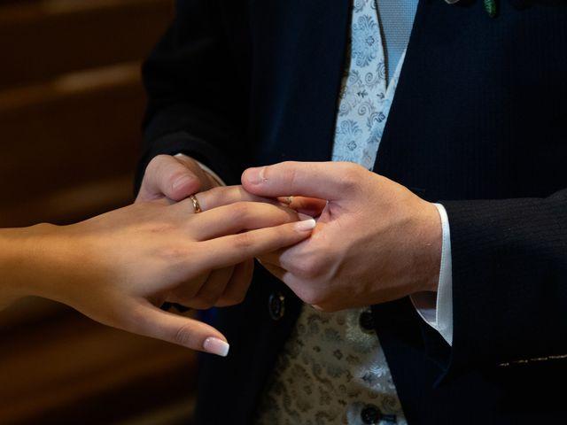 Il matrimonio di Federico e Valeria a Novara, Novara 42