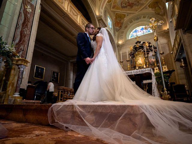 Il matrimonio di Federico e Valeria a Novara, Novara 1