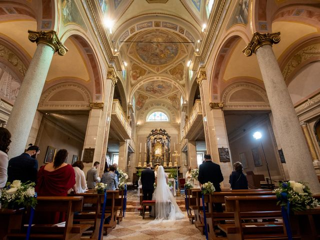 Il matrimonio di Federico e Valeria a Novara, Novara 43
