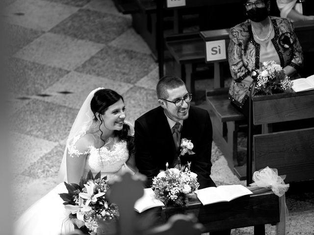 Il matrimonio di Federico e Valeria a Novara, Novara 44