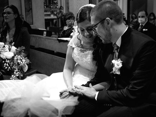Il matrimonio di Federico e Valeria a Novara, Novara 47