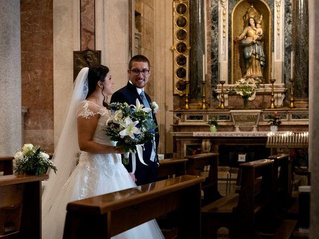Il matrimonio di Federico e Valeria a Novara, Novara 48