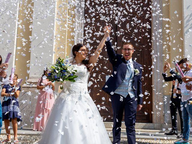 Il matrimonio di Federico e Valeria a Novara, Novara 49