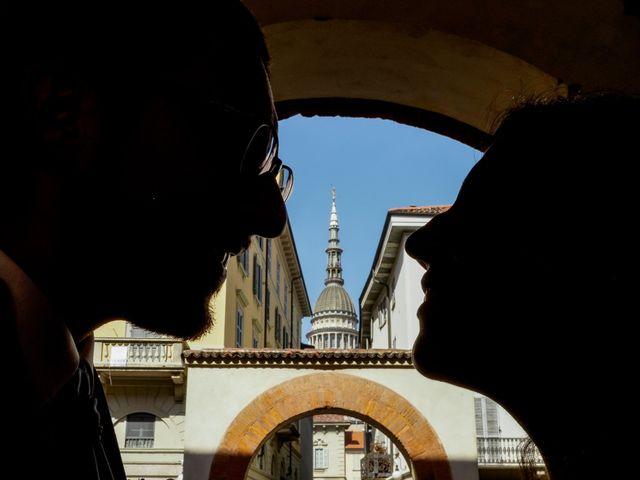 Il matrimonio di Federico e Valeria a Novara, Novara 53