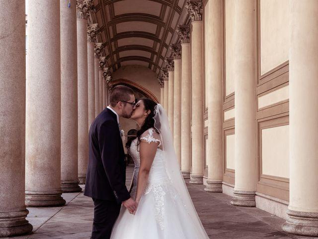 Il matrimonio di Federico e Valeria a Novara, Novara 55