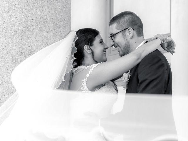 Il matrimonio di Federico e Valeria a Novara, Novara 56