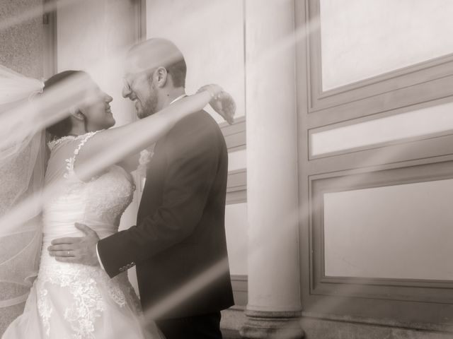 Il matrimonio di Federico e Valeria a Novara, Novara 57