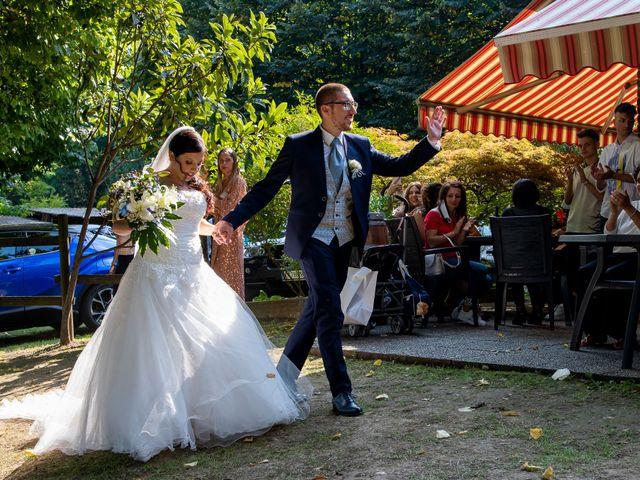 Il matrimonio di Federico e Valeria a Novara, Novara 60